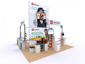 VK-5008 Trade Show Exhibit -- Image 1