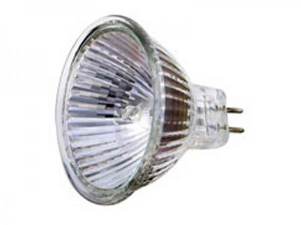 50 Watt MR16 Halogen Lamp - Narrow Spot, Narrow Flood or Flood Beam Pattern
