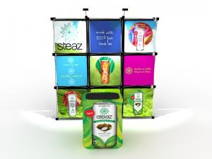 FG-112 Trade Show Pop Up Display