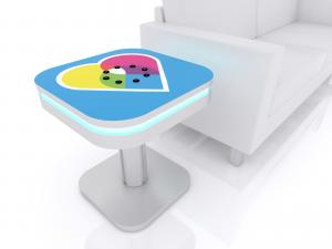 MOD3D-1440 Charging End Table
