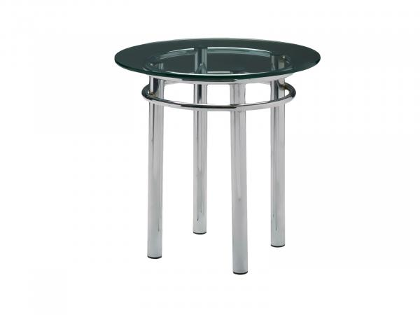 Silverado End Table -- Trade Show Rental