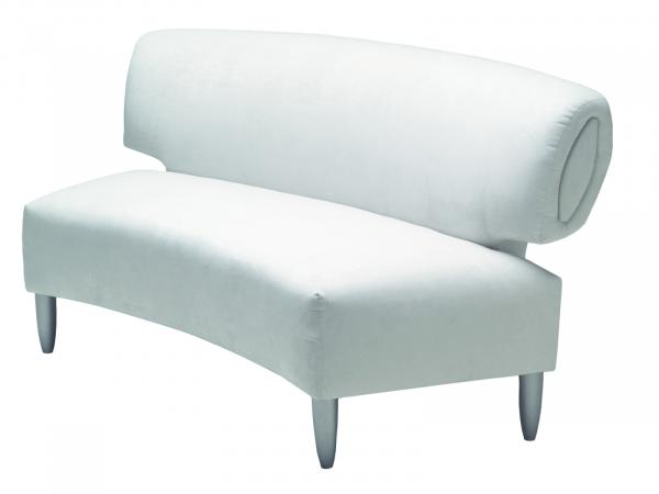 South Beach Sofa -- Trade Show Furniture Rental