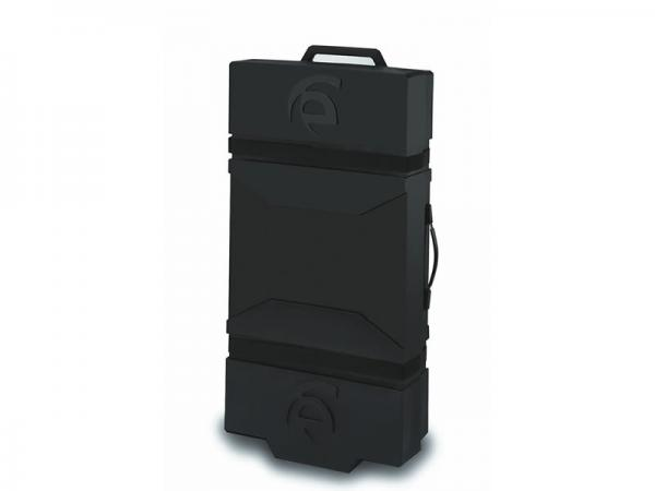 LT-550 Roto-molded Case with Wheels (optional)