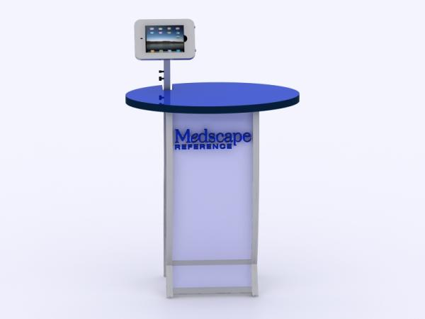 VK-1667Tradeshow Workstation or Kiosk -- Image 4