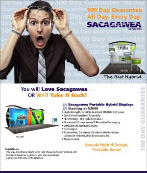Sacagawea 100 Day Guarantee