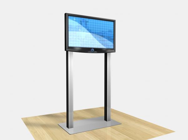 RE-1229   /  Large Monitor Kiosk - Image 1