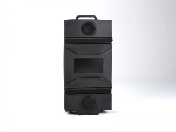 "MOD-550 Portable Roto-molded Cases with Wheels (26"" W x 11"" D x 54"" H)"
