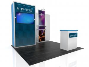 RE-1067 Trade Show Inline Exhibit -- Image 3
