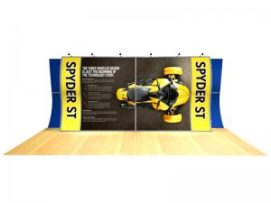 Perfect 20 Portable Hybrid Trade Show Display -- Image 2