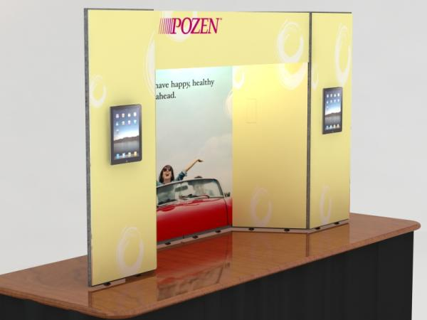 FT-06 Portable Tabletop Display