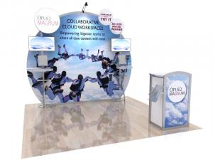 VK-1126 Portable Hybrid Trade Show Exhibit -- Image 1